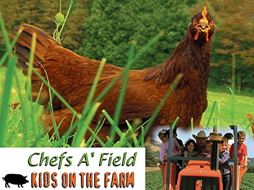 Chefs A'Field: Kids On The Farm: Episode 307