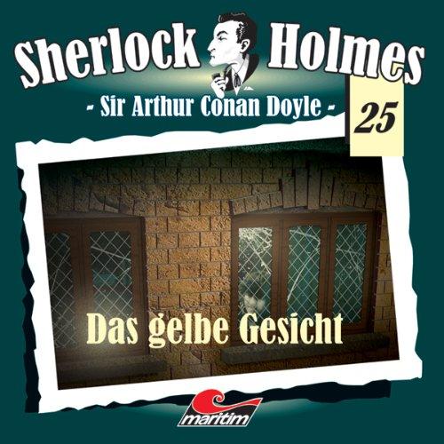 Das gelbe Gesicht (Sherlock Holmes 25) Titelbild
