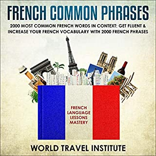 French Common Phrases cover art