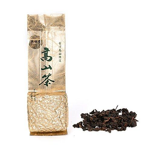 Yan Hou Tang -10 años Taiwán Envejecido Oolong Té negro Sabor a miel Sabor Profundo fermentado en hojas sueltas Formosa Grown en las altas montañas Wulong para Pérdida de peso US FDA SGS Verificado