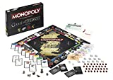 Game of Thrones Winning Moves Monopoly-Brettspiele, Special Edition TV & Film (evtl. Nicht in...