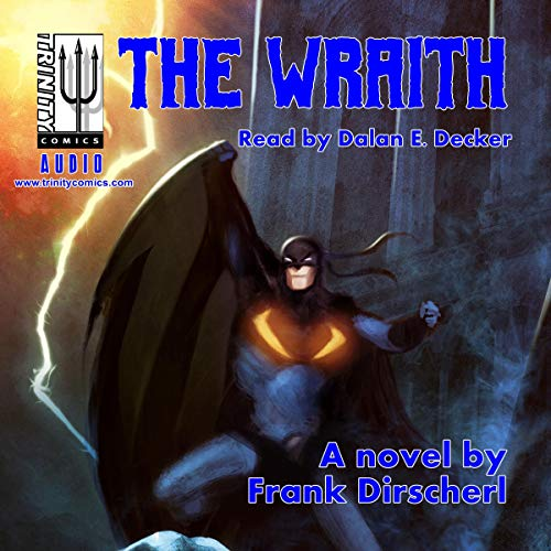 The Wraith audiobook cover art