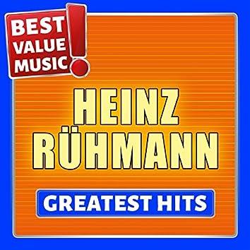 Heinz Rühmann - Greatest Hits (Best value music)