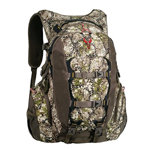 Edge Clothing Badlands Sprint Camouflage Day Pack for Hunting - Bow and Rifle Compatible, Approach Camo