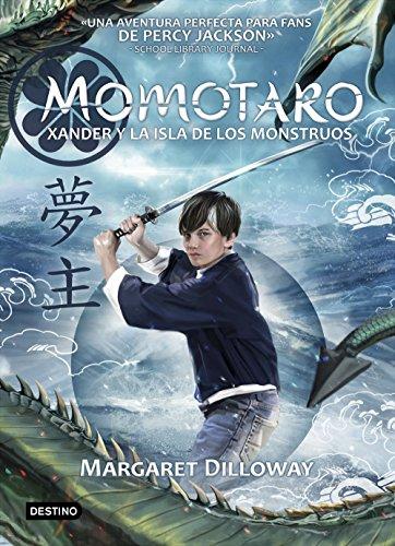 Momotaro. Xander y la isla de los monstruos (Isla del Tiempo)