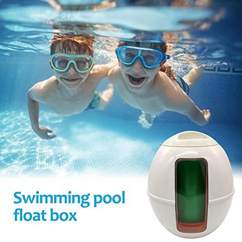 Drijvende pil Chloortabletten dispenser Zwembad Chloordispenser Zwembad Chloordrijver voor zwembadreiniging