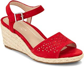 5087add15b7 Amazon.com: 11 - Red / Platforms & Wedges / Sandals: Clothing, Shoes ...