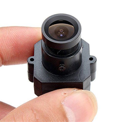 Quickbuying Best Deal 480TVL 2.8mm 1/4 Cmos 120 Degree Wide angle FPV camera 7-15V RC Camera Drone Camera For FPV RC Multicopter