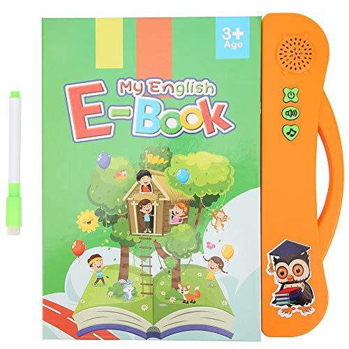 Garosa Kid English E-Book Sound Book Englisch Letters & Words Lernspielzeug Fun...
