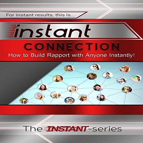 Instant Connection audiobook cover art