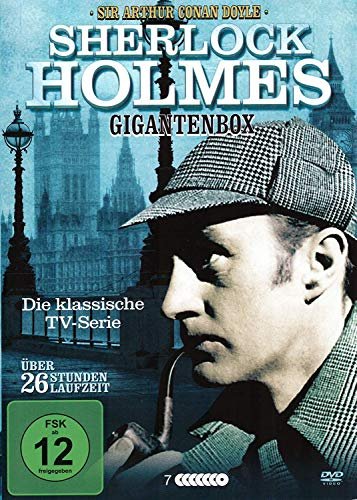 Gigantenbox: Die klassische TV-Serie (teilw. OmU) (7 DVDs)