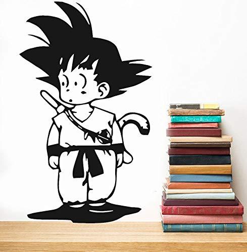 yaofale Vinyl Aufkleber Wandaufkleber Anime japanische Cartoon Kunst Dekoration Kinderzimmer nach Hause