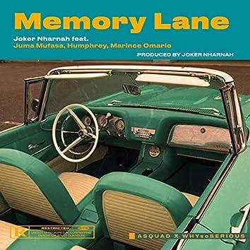 Memory Lane (feat. Juma Mufasa Humphrey & Marince Omario)