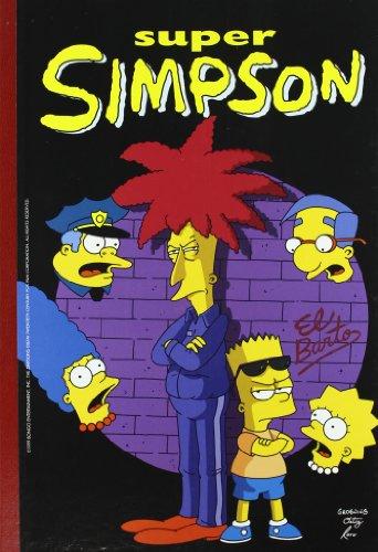 El debut de la señorita Lisa Simpson (Súper Simpson 7)