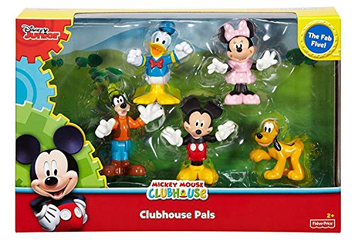 Lowest Price! Fisher-Price Disney Mickey Mouse Clubhouse, 4 Pack