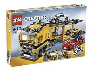 LEGO Creator 6753 - Autotransporter (B001U3ZME0) | Amazon price tracker / tracking, Amazon price history charts, Amazon price watches, Amazon price drop alerts