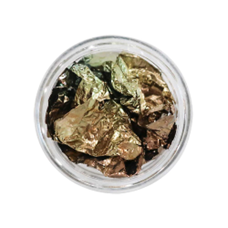 温かいリマーク大陸Bonnail(ボンネイル) 箔セレクション ナイトブロンズ