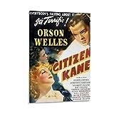 DSGFR Citizen Kane Movie Classic Nostalgic Movie Poster