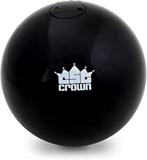 Crown Sporting Goods 7.26kg (16lbs) Shot Put, Cast Iron Weight Shot Ball – Great for Outdoor Track & Field Competitions, Practice, Training