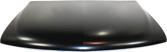 Hood Compatible with CHEVROLET SILVERADO 1500/2500 1999-2002 /TAHOE 2000-2006 - CAPA
