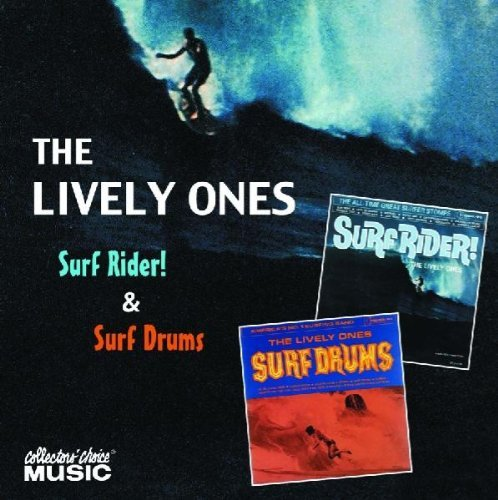 Surf Rider!/Surf Drums by The Lively Ones (2004-10-05)