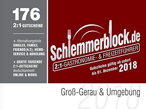 Schlemmerblock Groß-Gerau & Umgebung 2018