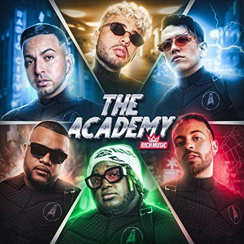 Rich Music LTD, Sech & Dalex feat. Justin Quiles, Lenny Tavárez & FEID