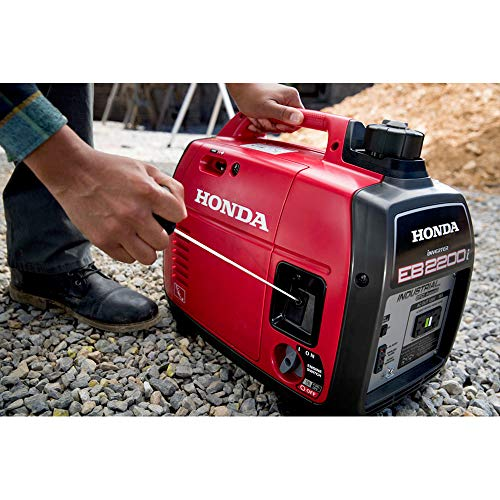 Honda EU2200IC 2200-Watt Companion Super Quiet Portable Inverter Generator