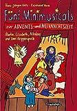 Fünf Minimusicals zur Advents- und Weihnachtszei - Hans-Jürgen Netz