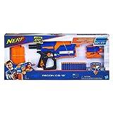 NERF Recon CQ-12 Elite Blaster with 12 Official Elite Darts