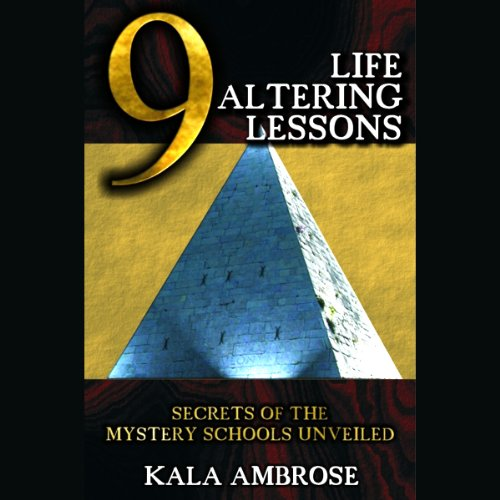 9 Life Lessons cover art