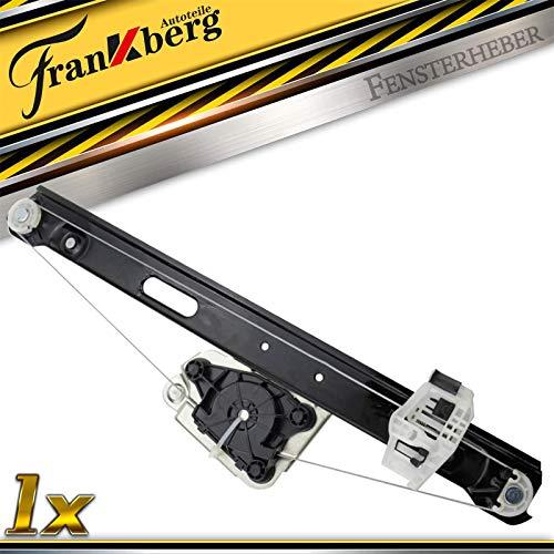 Frankberg Fensterheber Ohne Motor Hinten Links für 3er E90 E91 316 318 320 325 330 335 M3 Limousine Kombi 2004-2012 51357140589