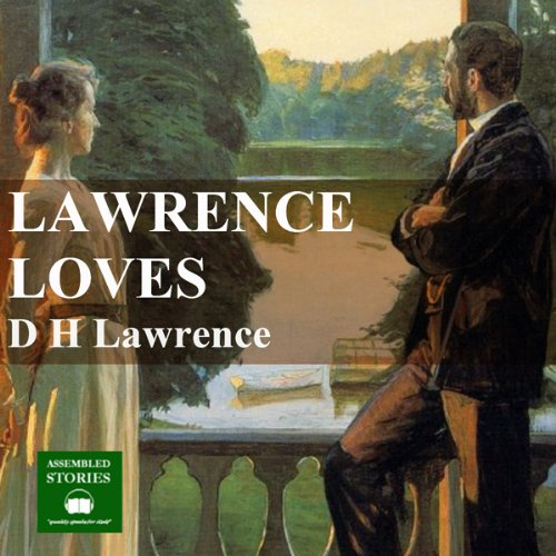 Lawrence Loves audiobook cover art
