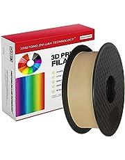 Xingtong Zhi Lian-technologie, PLA3D bedrukt filament, PLA 20% houtfilament, PLA Metallic filament, PLA SilkPrinted filament, dimensionale nauwkeurigheid +/- 0,02 mm, 1 kg spoel (2,2 lbs)