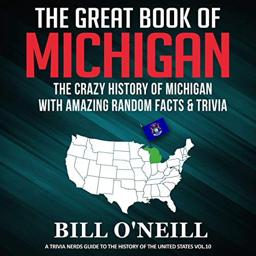 The Great Book of Michigan Titelbild