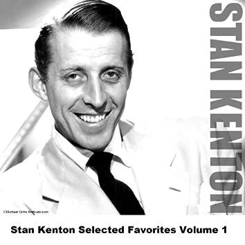 Stan Kenton Selected Favorites, Vol. 1