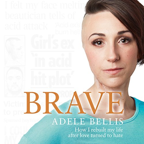 Brave audiobook cover art