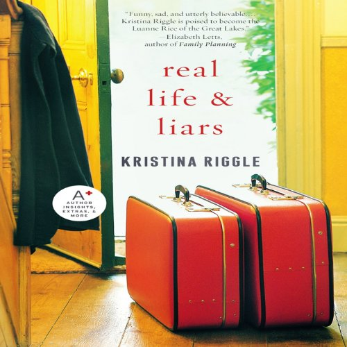 Real Life & Liars audiobook cover art