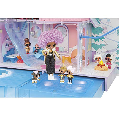 The Winter Chill Cabin is one of the latest toys for girls
