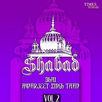 Shabad Bhai Amarjeet Singh Taan Vol. 2