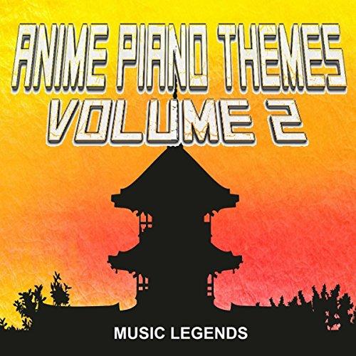 Anime Piano Themes, Vol. 2