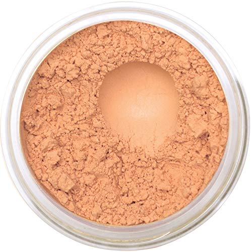 Bella Terra Mineral Powder Foundation | Long-Lasting All-Day Wear | Buildable Sheer to Full Coverage