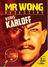 Mr. Wong, Detective - The Complete Collection: (Mr. Wong, Detective / The Mystery of Mr. Wong / Mr. Wong in Chinatown / The Fatal Hour / Doomed to Die / Phantom of Chinatown)