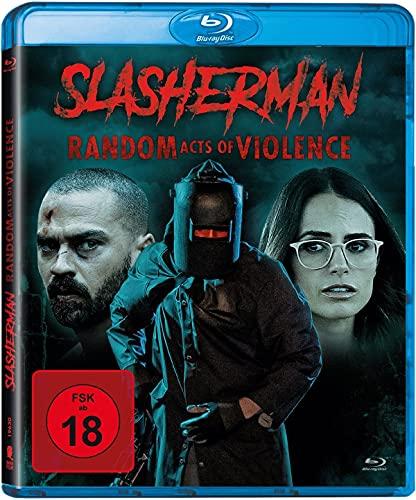 Slasherman - Random Acts of Violence (uncut) [Blu-ray]