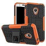 TiHen Handyhülle für Alcatel U5 Hülle, 360 Grad