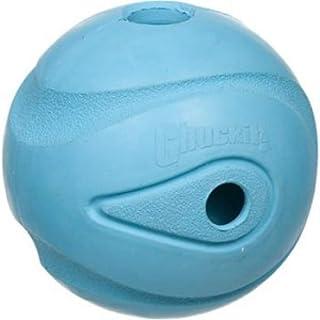 "Chuckit! Whistler Ball, Assorted Orange & Blue, Medium 2.5"""