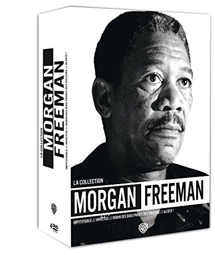 La Collection Morgan Freeman-Impitoyable + Invictus + Robin des Bois, Prince des Voleurs + Alerte