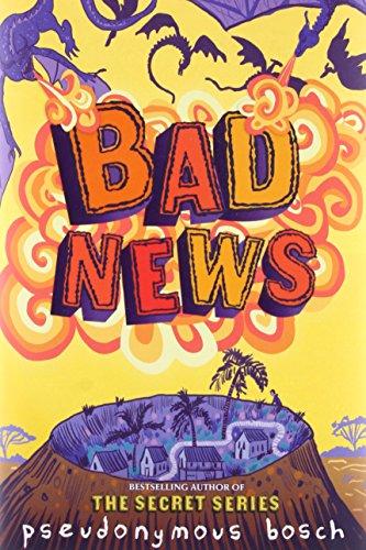 Bad News (The Bad Books, Band 3)