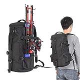 Dumcuw – Sac à dos multifonction pour pêche en plein air, grand sac à dos étanche