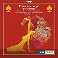 Suppe: Pique Dame by Anjara I. Bartz (2010-01-26)